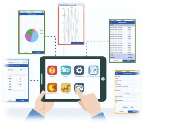 KingView mobile client-adapt